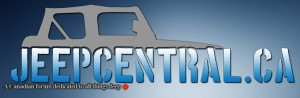 Jeep Central Banner